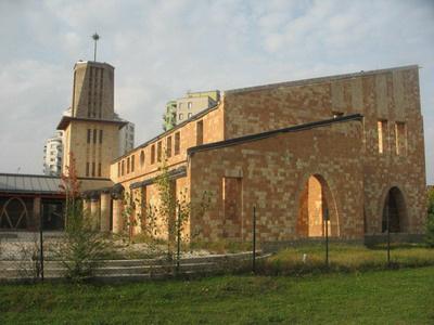 Káposztásmegyeri Református Templom