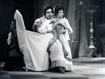 Melis György - Figaro házassága