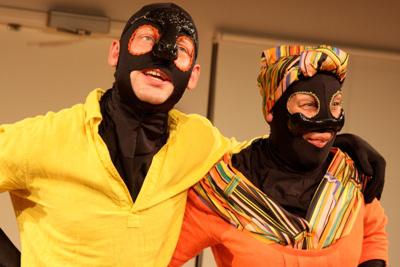 Tamás bátya kunyhója (Teater No99 - fotó: Ene-Liis Semper)