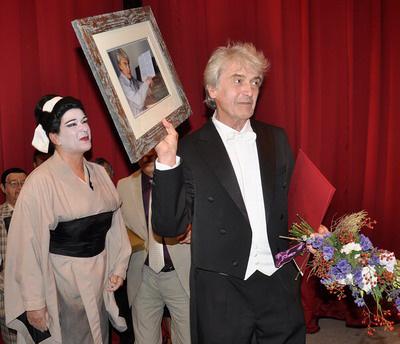 Medveczky Ádám 40 éve az Operaház tagja