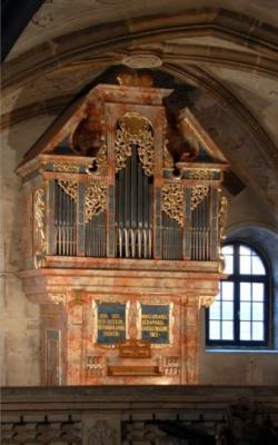 soproni orgona