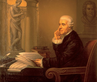 Joseph Haydn (c) Burgenland Tourismus