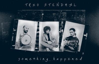 Trio Stendhal - Something happened lemezborító (1992)