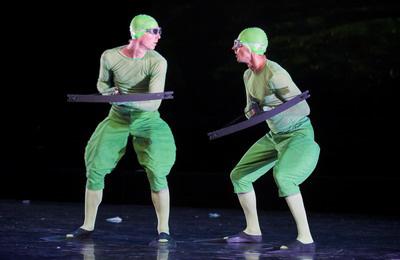 A hattyúk tava gyerekeknek - Szegedi Kortárs Balett