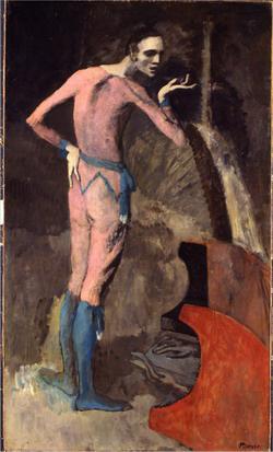 Publo Picasso: A művész (1904-05)