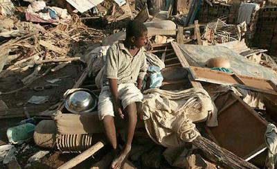 Túlélő Haitiről