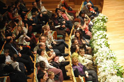 A teremtés - Újévi ifjúsági koncertek