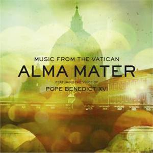 XVI. Benedek pápa, Alma Mater Zene a Vatikánból, CD