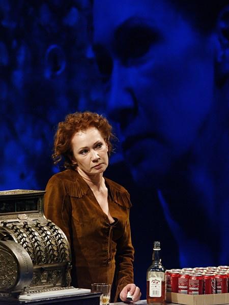 Orfeusz alászáll - Udvaros Dorottya (Nemzeti Színház - fotó: SzoFi)