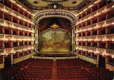 Teatro San Carlo, Nápoly
