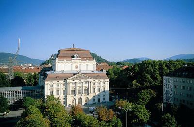 Grazi Operaház (Fotó: Graz Tourismus)