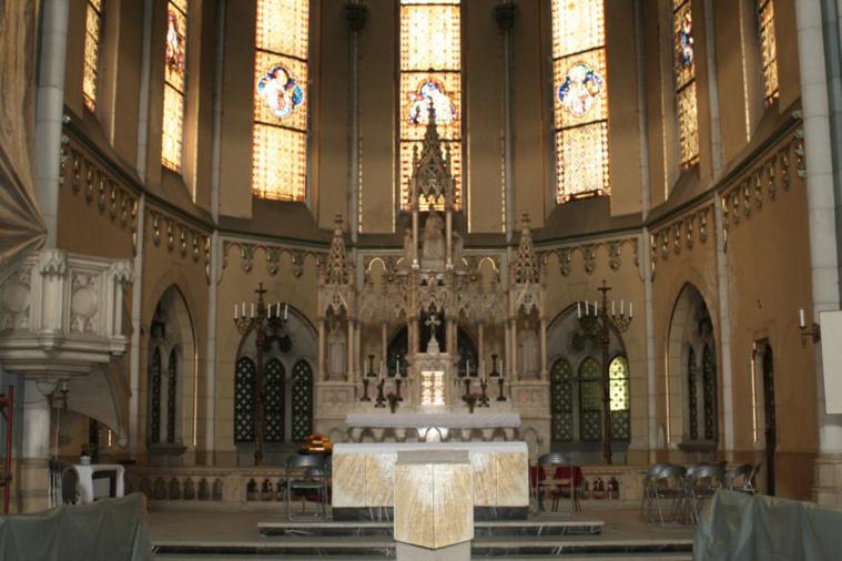 Domonkos templom
