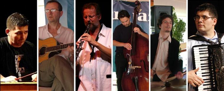 Borbély Balkán Jazz Project