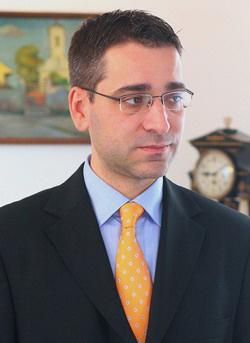 Kálnoki Gyöngyössy Márton megyei múzeumigazgató