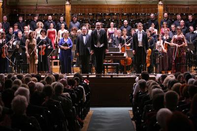 Haydn bicentenáriumPurcell Kórus, Orfeo Zenekar, Vashgyi György