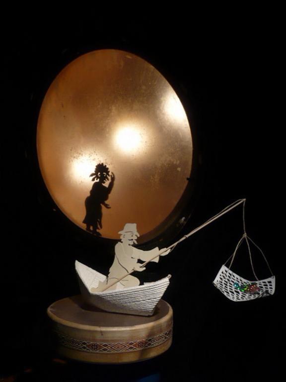 A halász meg a felesége - Figurina Animációs Kisszínpad