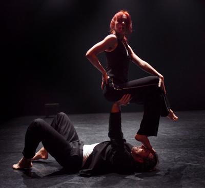 Rosana Hribar, Gregor Lustek: Duet 012