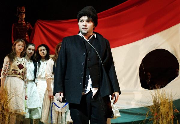 János vitéz II - Hevér Gábor (Nemzeti Színház - fotó: SzoFi)