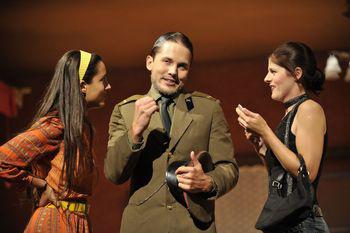 Három nővér - Trokán Nóra, Csémy Balázs, Magyar Éva