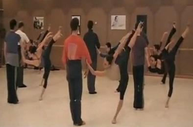 Örvényben - Magyar Nemzeti Balett