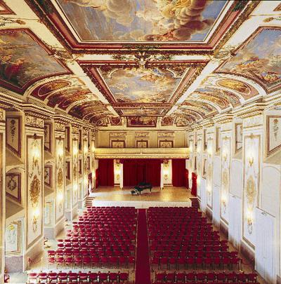 Haydn-terem, Kismarton (Ausztria, Eisenstadt)