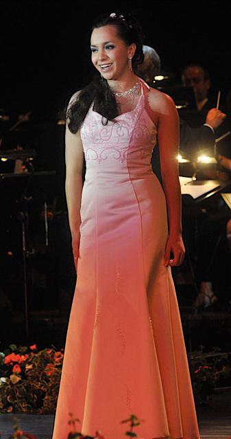 Bordás Barbara - Lehár Ferenc Nemzetközi Operett Énekverseny