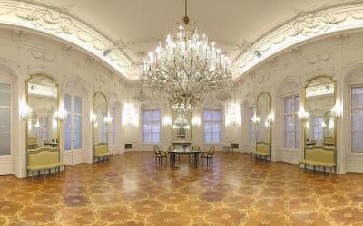 Festetics-palota, Tükörterem