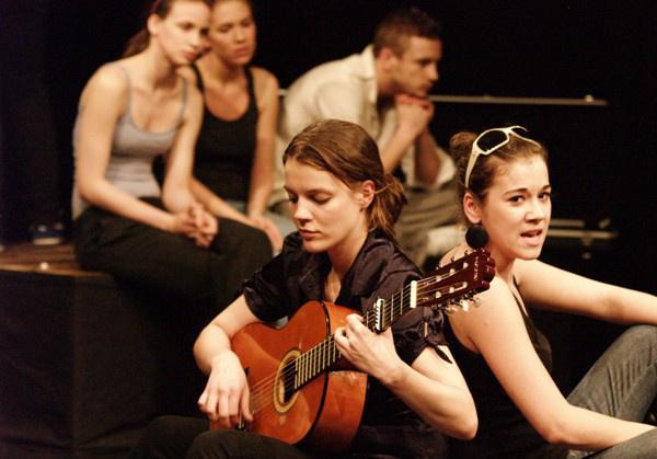 Zenés vizsga, Színház- és Filmművészeti Egyetem