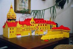 Sebő ferenc LEGO vára