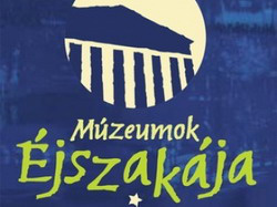 Múzeumok Éjszakája logo nyito