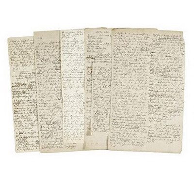 Mendelssohn kézirat