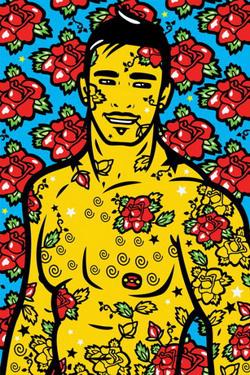 Yasen Zgurovski: Rose Vector Illustration (2008)