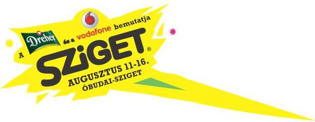 Sziget logo 2010