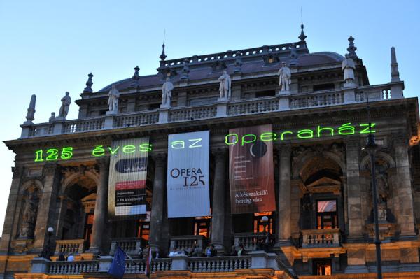 125 éves az Operaház