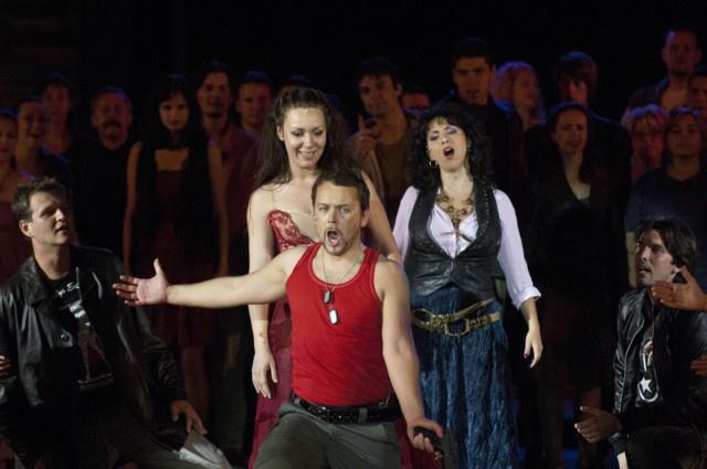 Carmen - Szegedi Szabadtéri Játékok
