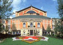 Bayreuth, Festspielehause