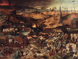 Brueghel: A Halál diadala (1562)