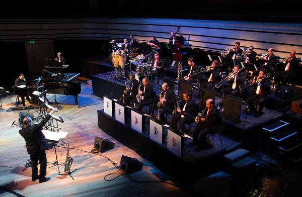 George Duke és a Budapest Jazz Orchestra