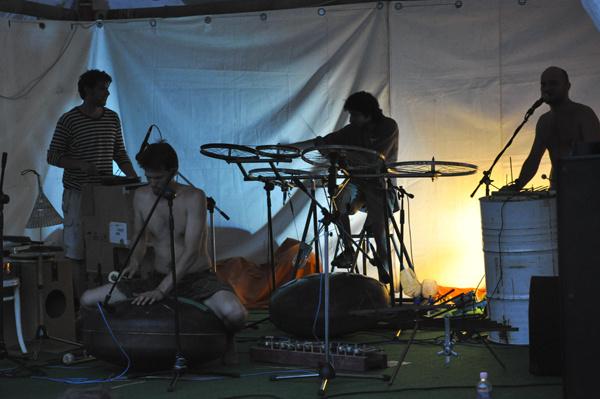 Bélaműhely koncert