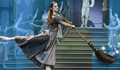 Párizsi Balett: Hamupipőke