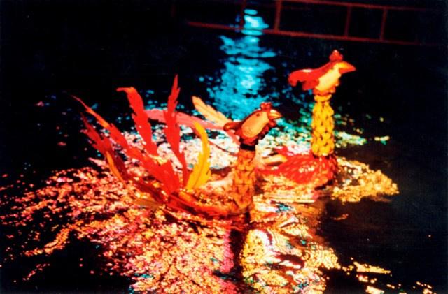 Vietnami Nemzeti Bábszínház: Tradicionális vízi bábozás -