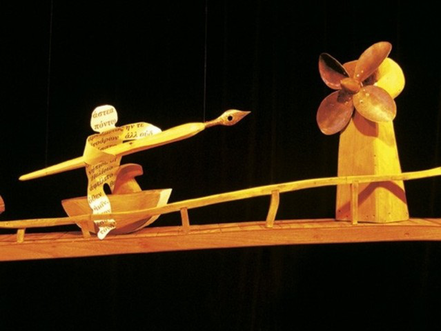 Figurina Animációs Kisszínpad: História -