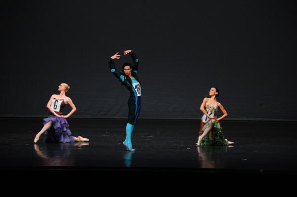 A Magyar Nemzeti Balett nyári kurzusa - Fellipe Camarotto (Brazília), Maddison Baker (Ausztrália), Abigail Bushnell (USA