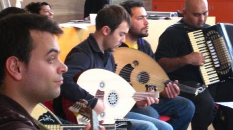 Pillanatkép az Ethno Cyprus elnevezésű, 2010 januári Jeunesse-rendezvényről