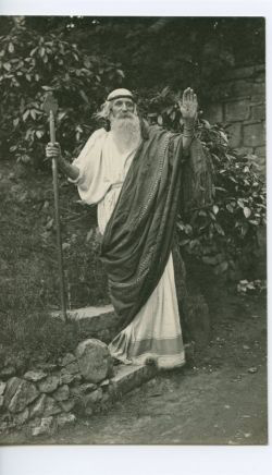 Shaw ókori görögként