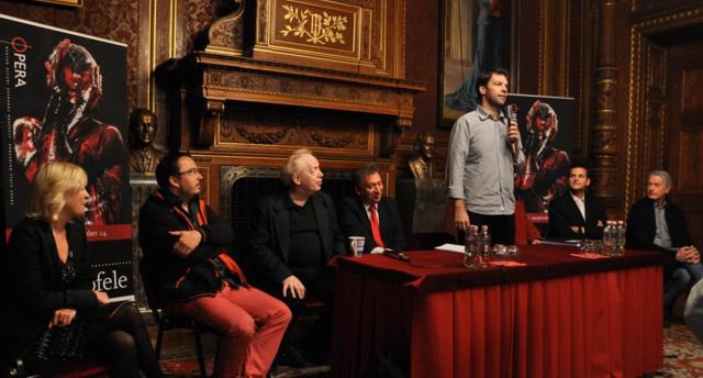 Mefistofele: Kovalik Balázs, Kovács János, Vass Lajos, Bretz Gábor, Boncsér Gergely, Antal Csaba