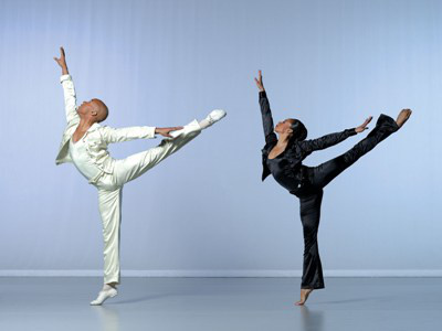 Alvin Ailey American Dance Theater, New York, Pas de Duke, Matthew Rushing és Linda C. Sims