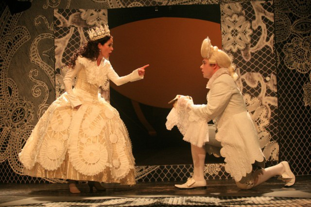A mindentlátó királylány - Miskolci Nemzeti Színház