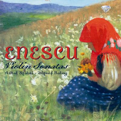 Szalai Antal és Balog József Enescu-lemeze, Brilliant Classics