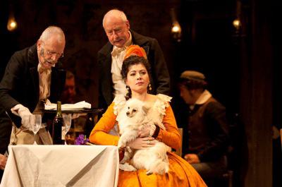 Puccini_Bohémélet_The Royal Opera - Film Photo